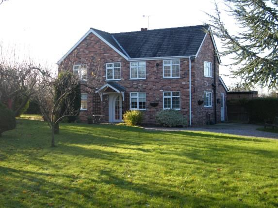 Thumbnail Semi-detached house for sale in Doncaster Cottages, Middlewich Road, Winsford, Cheshire