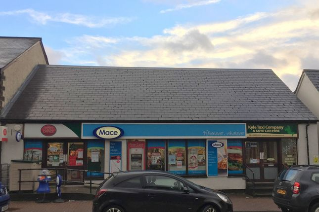 Retail premises for sale in Mace Store & Post Office, 3 Station Road, Kyle Of Lochalsh