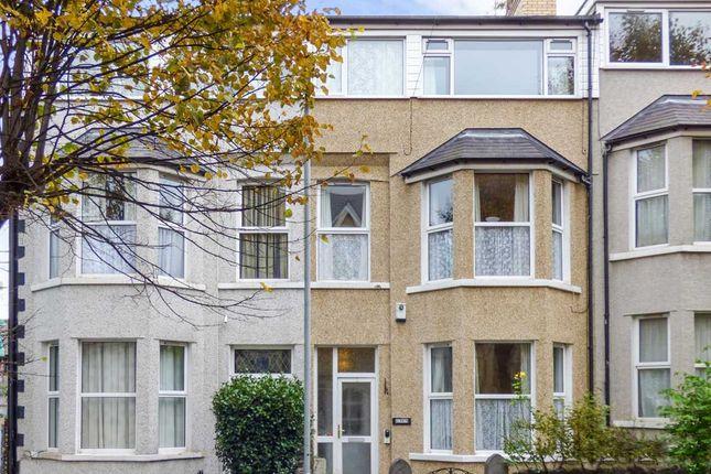 Thumbnail Terraced house for sale in Heightside Gardens, Peulwys Avenue, Old Colwyn, Colwyn Bay