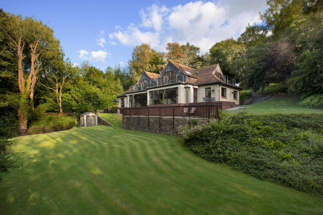 Thumbnail Detached house for sale in Cadbury Camp Lane, Clapton In Gordano, Bristol