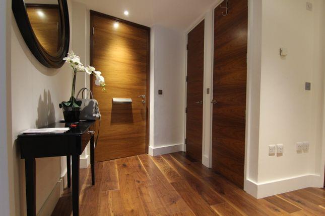 Corridor  of 2 Praed Street, London W2