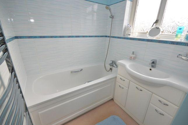 Bathroom of Elm Road, Chessington, Surrey. KT9