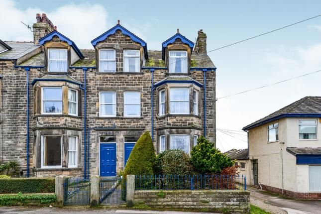 Thumbnail End terrace house for sale in Station Road, Hest Bank, Lancaster, Lancashire