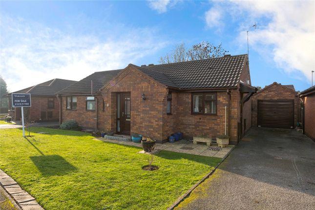 Thumbnail Detached bungalow for sale in Penswick Grove, Coddington, Newark