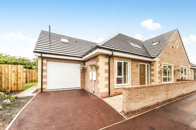 Thumbnail Semi-detached house for sale in Durham Road, East Rainton, Houghton Le Spring