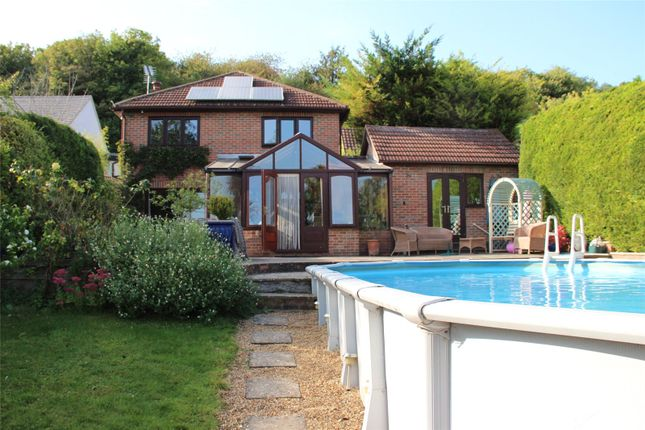 Thumbnail Detached house for sale in Pilgrims Road, North Halling, Kent