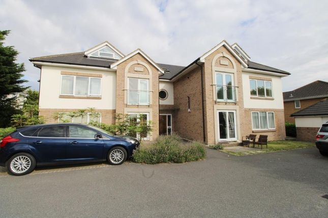 Thumbnail Flat to rent in Oakdale Road, Oakdale, Poole