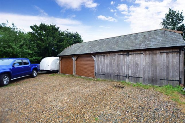 Garage of Plough Wents Road, Sutton Valence, Maidstone, Kent ME17