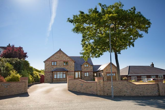 Thumbnail Detached house for sale in Ferwig Road, Cardigan