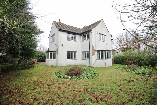 Thumbnail Detached house for sale in 147 Breck Road, Poulton-Le-Fylde, Lancs