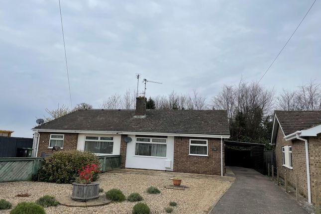 Thumbnail Bungalow to rent in Bracken Road, South Wootton, King's Lynn