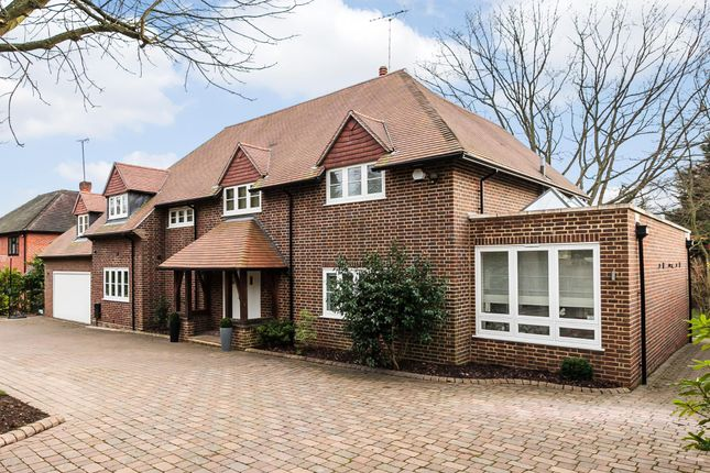 Thumbnail Detached house for sale in Gorse Hill Road, Virginia Water, Surrey