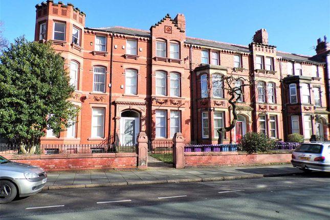 Thumbnail Property to rent in Princes Avenue, Princes Park, Liverpool
