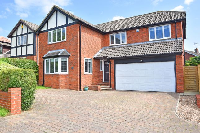 Thumbnail Detached house to rent in Yew Tree Lane, Harrogate