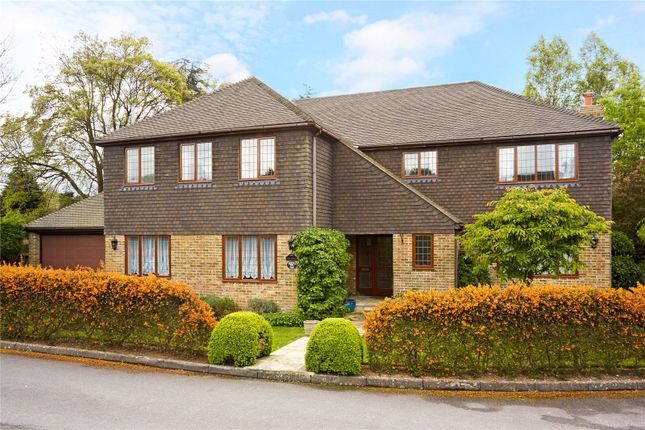 Thumbnail Detached house for sale in Claremount Close, Epsom, Surrey