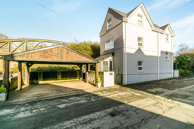 Thumbnail Detached house for sale in Wolseley Road, Plymouth