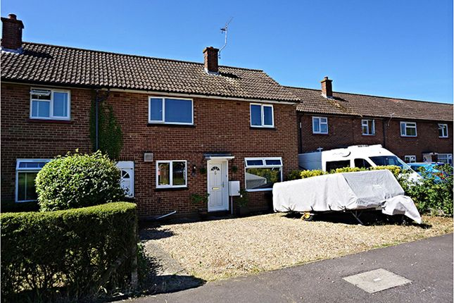 Thumbnail End terrace house for sale in Lucas Way, Shefford