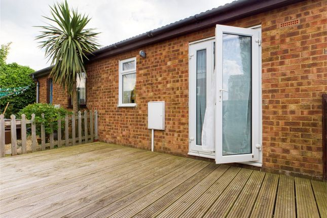 2 bed terraced bungalow for sale in South Beach Road, Hunstanton PE36