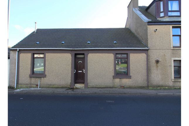 Thumbnail Terraced house for sale in Canal Street, Saltcoats