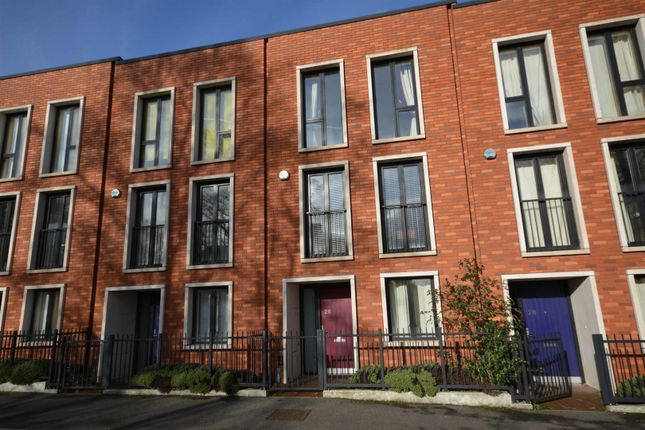 Thumbnail Terraced house to rent in Barrow Street, Salford