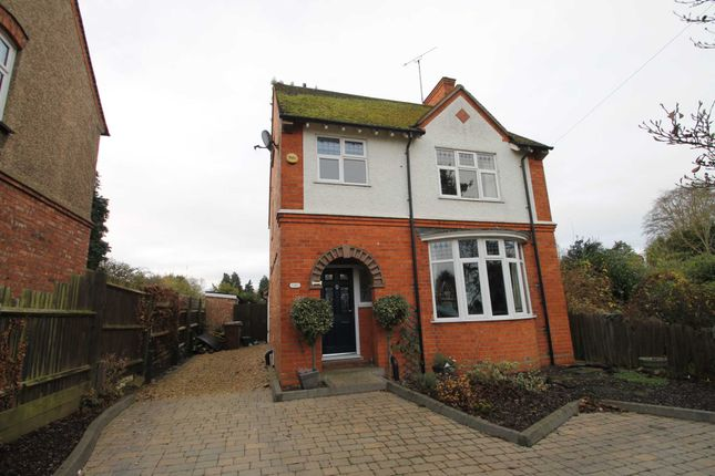 Thumbnail Detached house for sale in Wellingborough Road, Rushden