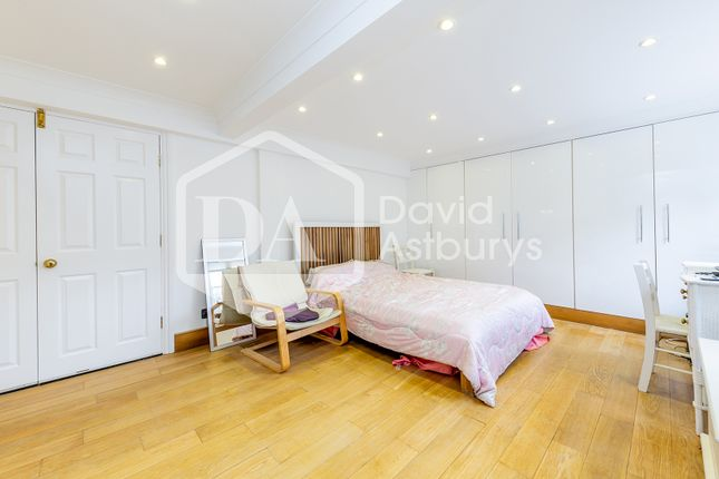 Thumbnail Studio to rent in Fairfield Road, Crouch End, London