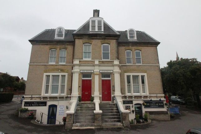 Thumbnail Flat to rent in Westerhall Road, Weymouth, Dorset