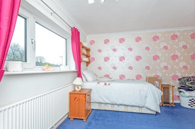 Bedroom Three of Glendower Close, Gnosall, Stafford, Staffordshire ST20