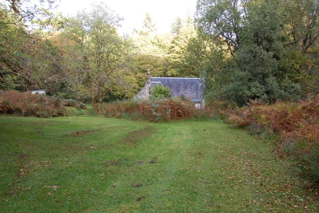 Thumbnail Cottage for sale in Oakfield Cottage, Lochgilphead
