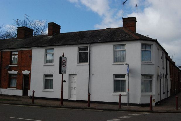 Thumbnail Terraced house to rent in Oxford Street, Daventry, Daventry