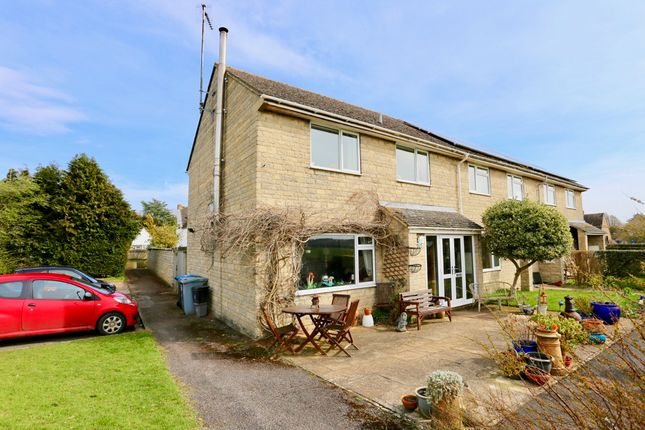 3 bed end terrace house for sale in Castle Road, Wootton, Woodstock