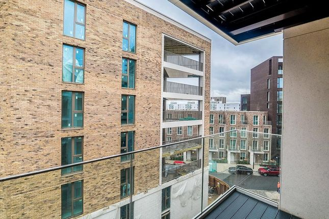 2 bed flat for sale in Barrier Point Road, Royal Wharf, London