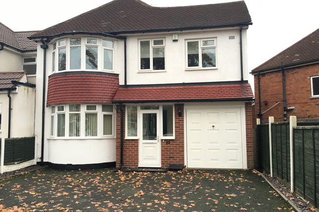 Thumbnail Detached house to rent in Delves Green Road, Delves, Walsall