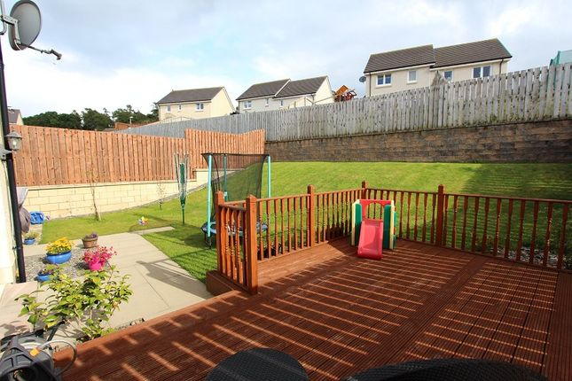 Garden of 4 Primrose Hill, Culduthel, Inverness IV2