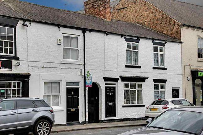 Thumbnail Terraced house for sale in Fishergate, Boroughbridge, York