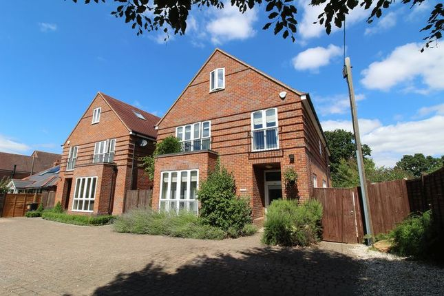 Thumbnail Detached house for sale in Oakview, Broad Lane, Upper Buckleburry