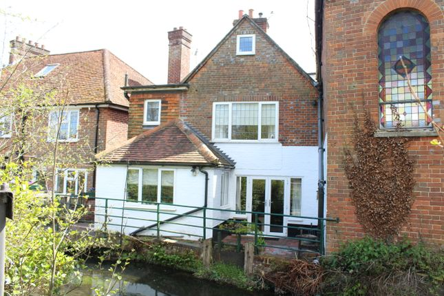 Thumbnail Semi-detached house for sale in Bridge Street, Hungerford