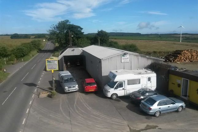 Thumbnail Parking/garage for sale in Cynwyl Elfed, Carmarthen