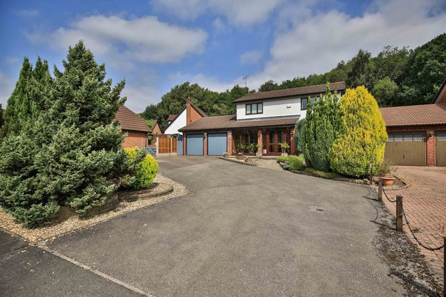 Thumbnail Detached house for sale in Springfield Lane, Rhiwderin, Newport