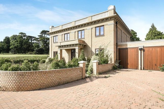 Thumbnail Detached house for sale in 1 Duchess Crescent, Stanmore