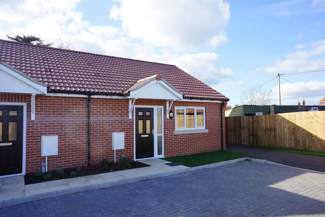Thumbnail Terraced bungalow for sale in Granary Close, Earsham, Bungay