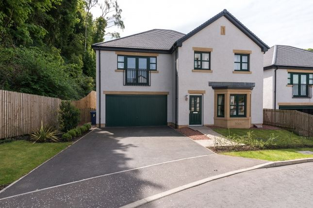 Thumbnail Detached house for sale in Westmill Haugh, Lasswade, Midlothian
