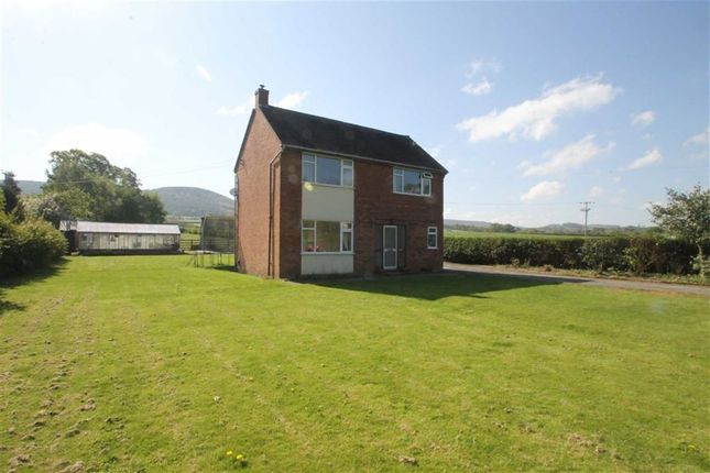 Thumbnail Detached house to rent in Plox Green Road, Minsterley, Shrewsbury