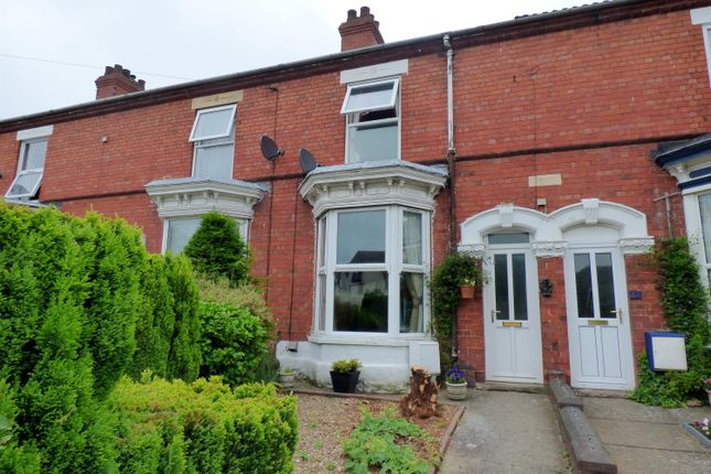 Thumbnail Terraced house for sale in Victoria Road, Louth