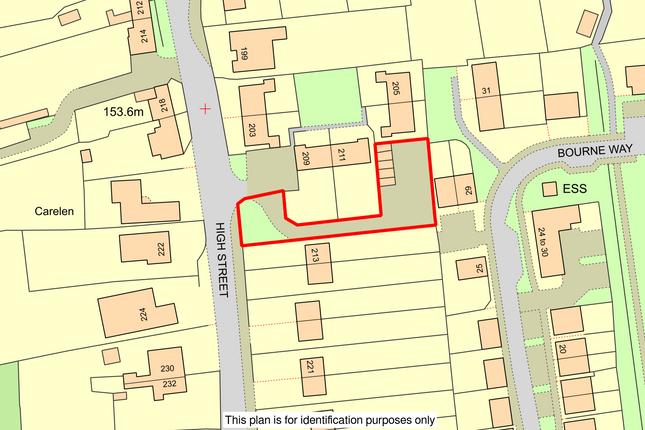 041-1.Png of Garages Adjacent To 211 High Street, Burbage, Marlborough, Wiltshire SN8