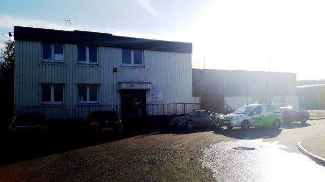 Thumbnail Light industrial for sale in Ashton Road, Rutherglen, Glasgow