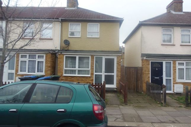 Thumbnail Terraced house for sale in Albany Road, Enfield