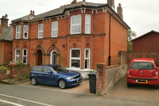 Thumbnail Semi-detached house to rent in Avondale Road, Newport