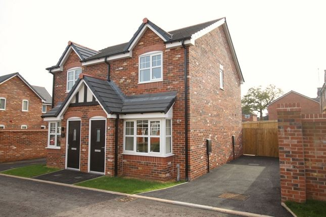 2 bed semi-detached house for sale in Wrenmere Close, Sandbach