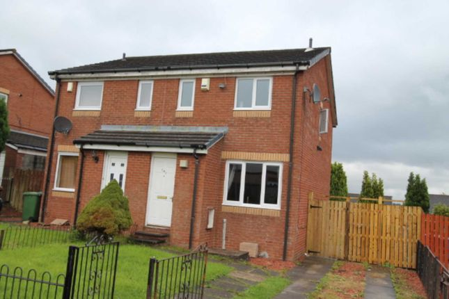 Thumbnail Semi-detached house to rent in Ravenscraig Drive, Priesthill, Glasgow